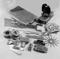 Rabun Products,: Metal Stamping, Fabrictaing, Assembling, Welding
